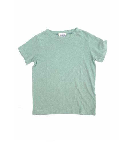 T-Shirt Kids Mint von Longlivethequeen