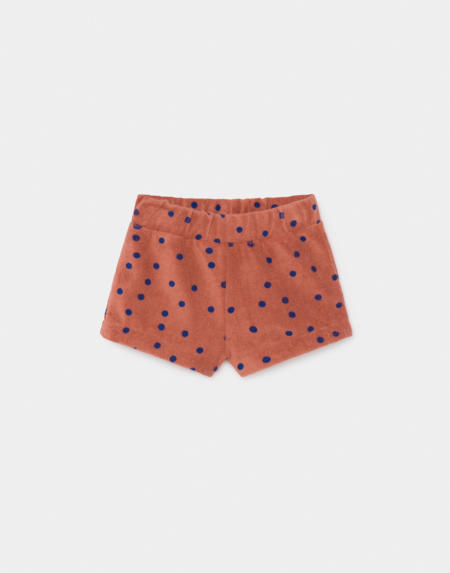 Baby Shorts Terry Dots von Bobo Choses