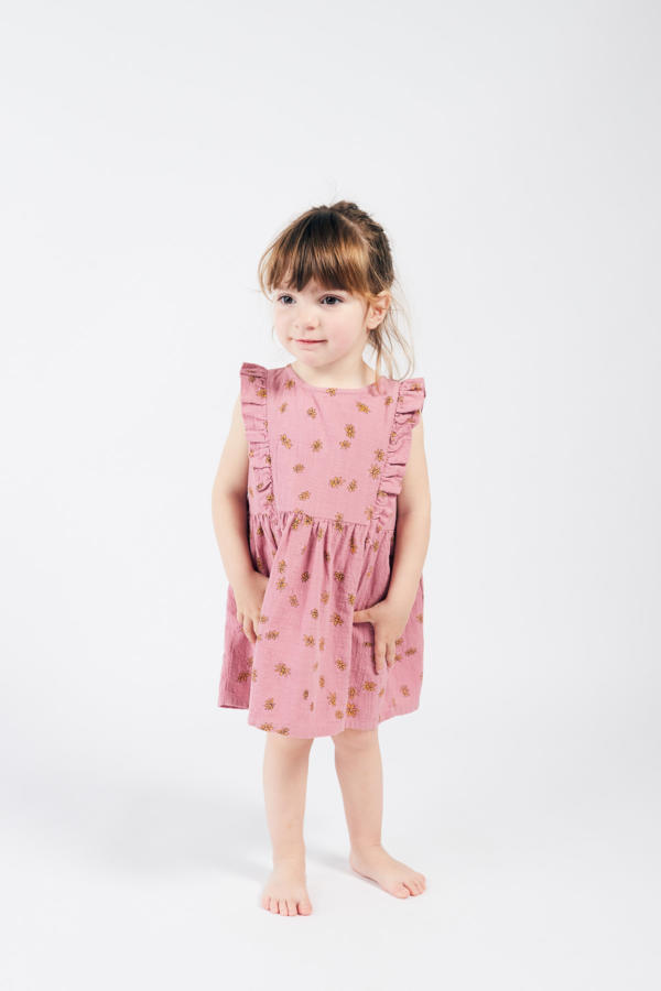 Dress Baby All Over Daisy von Bobo Choses