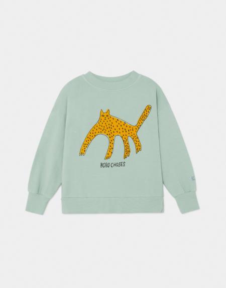 Pulli Kids Leopard von Bobo Choses