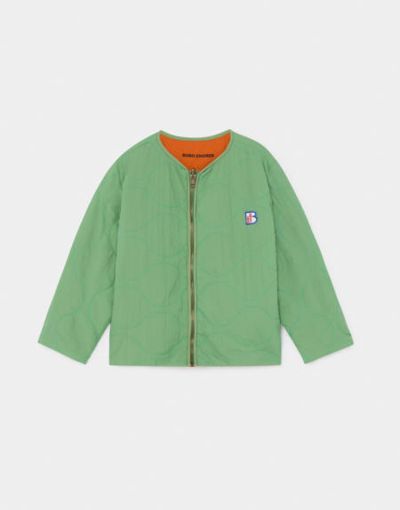 Reversible Jacket Kids Quilted von Bobo Choses
