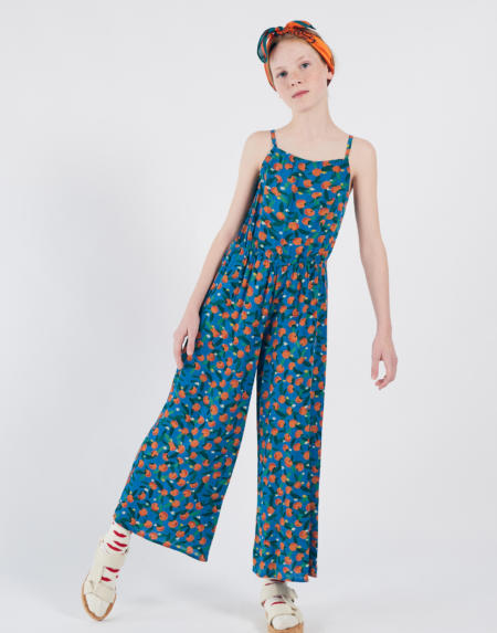 Overall Kids All Over Oranges von Bobo Choses