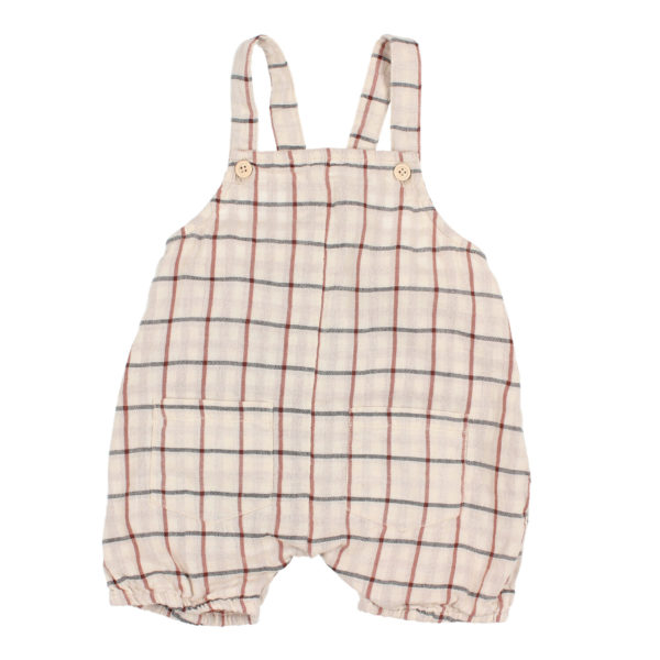 Woven Dungaree Baby von Buho