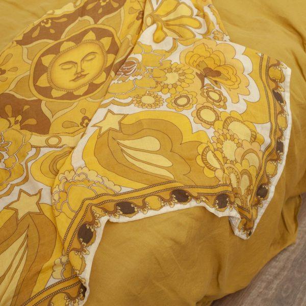 Muslin Swaddle Golden Child von Banabae