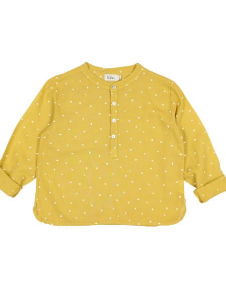 Shirt Kids James Paul Ocre von Buho