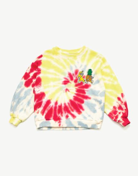 Pullover Kids Tie Dye Sweat von Les Petits Vandales