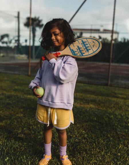 Pullover Kids Lila von Les Petits Vandales