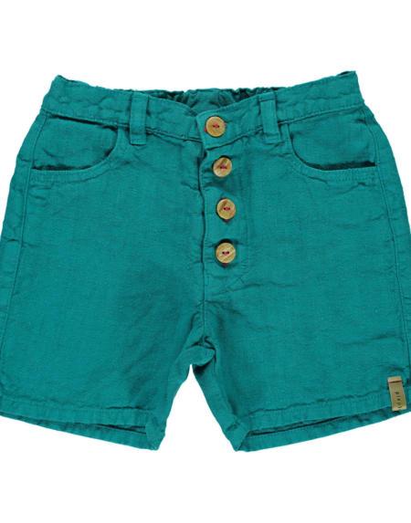 Shorts Kids Emerald Grün von PiuPiuchick