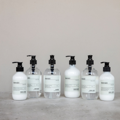 Bodywash Silky Mist von Meraki