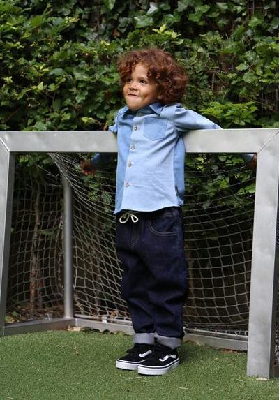 Jeans Kids Dillon von Daily Brat