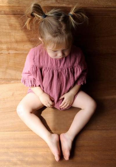 Bluse Kids Suze Rosewood von Daily Brat
