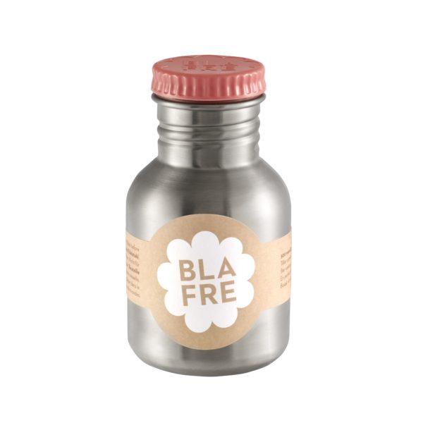Trinkflasche Edelstahl 300ml von Blafre