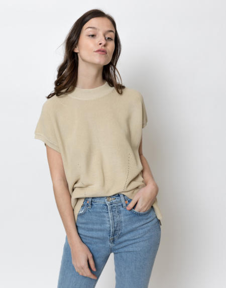 Top Awesome Anna Sand von LN Knits