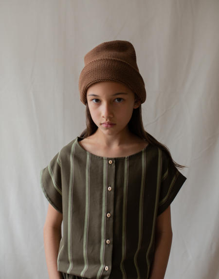 Shirt Kids Forest Button von Monkind