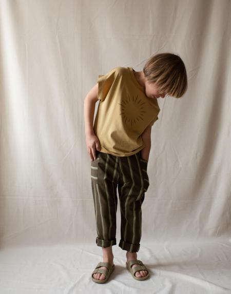 Hosen Kids Forest Side Pocket von Monkind