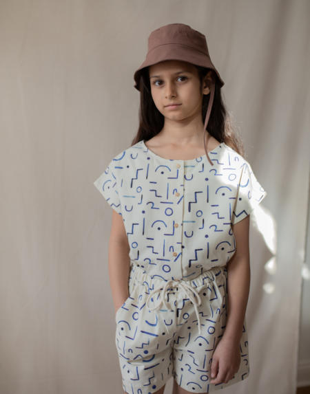 Shirt Kids Shapes von Monkind