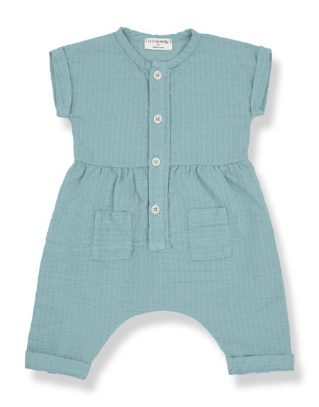 Overall Kids Zumaia Mint von 1+ in the Family