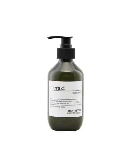 Body Lotion Linen Dew von Meraki