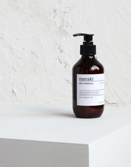 Bath & Shower Oil Velvet Mood von Meraki