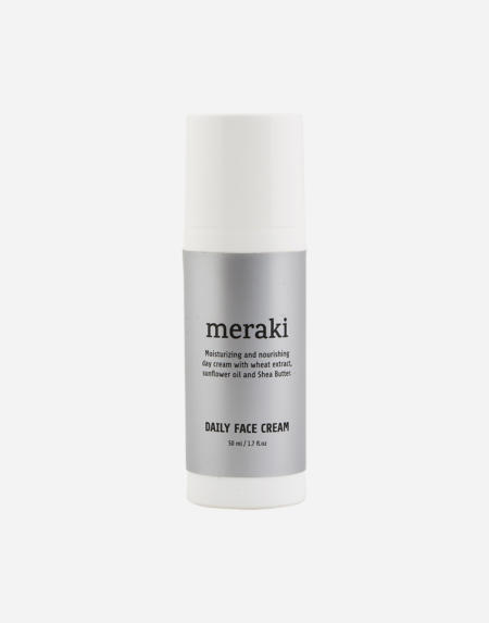 Daily Face Cream von Meraki