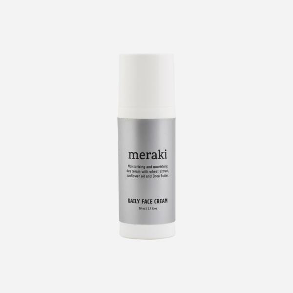 Daily Face Cream von Meraki