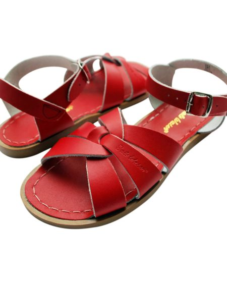 Original Kids Red von Salt Water Sandalen