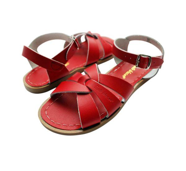 Original Adult Red von Salt Water Sandalen