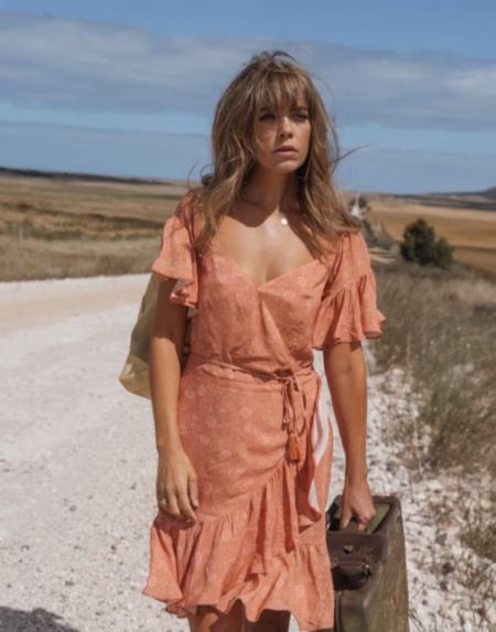 Dress Desert Rose Mini von The Lost Tribe
