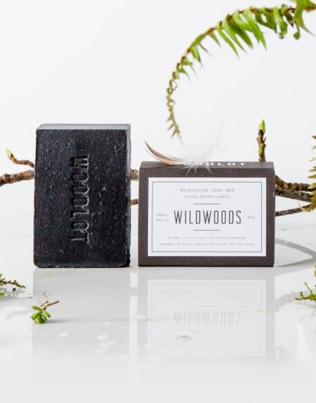 Seife Wildwoods von Woodlot