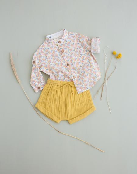 Bloomers Abaya Honey von Louise Misha