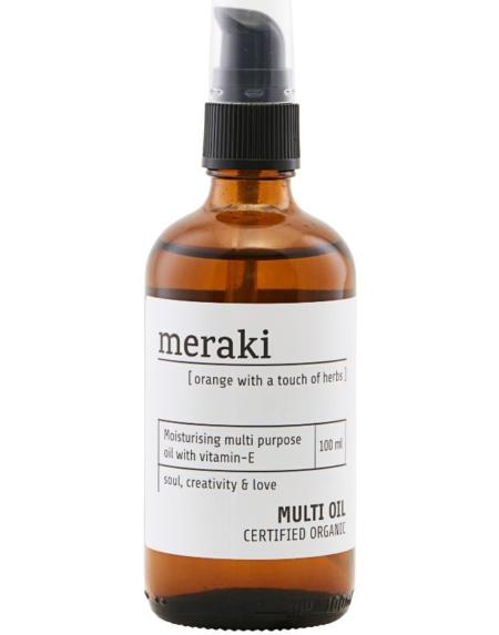 Multi Oil Orange 100ml von Meraki