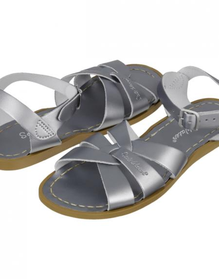 Original Adult Pewter von Salt Water Sandalen