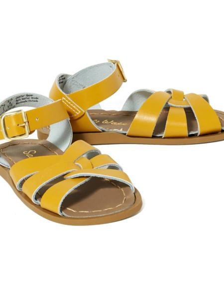 Original Kids Mustard von Salt Water Sandalen