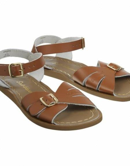 Classic Kids Tan von Salt Water Sandalen