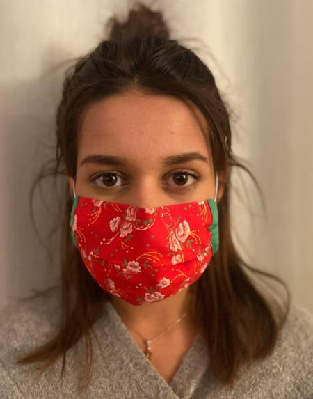 Baumwoll - Masken