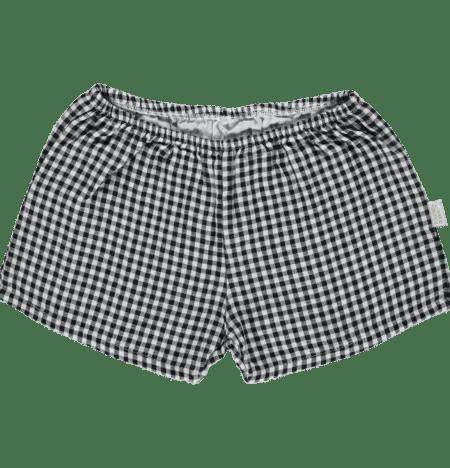 Shorts Mademoiselle Vichy von Poudre Organic