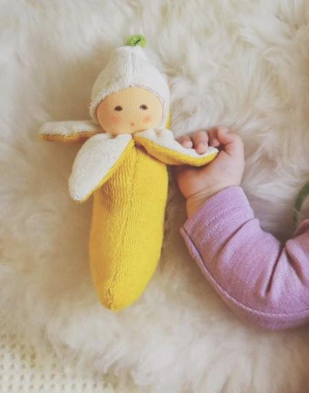 Greifling Banana von Nanchen Natur