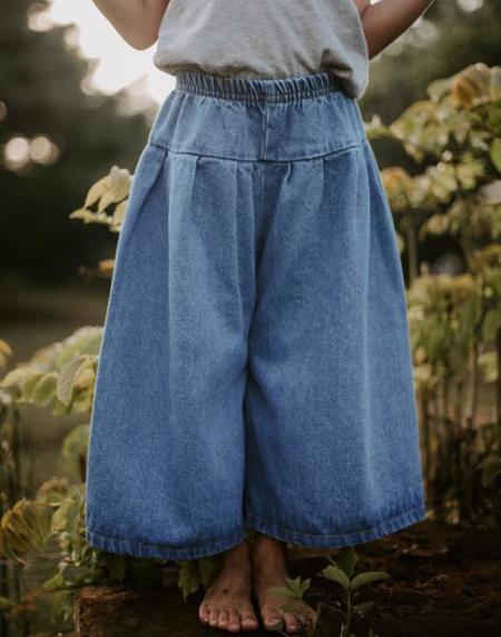 Denim Culotte Kids von The Simple Folk
