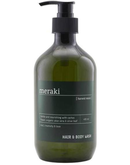 Hair & Body Wash harvest moon von Meraki