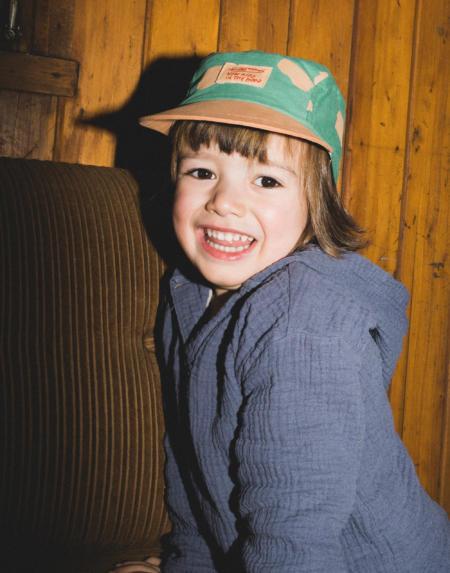 Sonnenhut Kids Calvin Colorblock Pastel von New Kids In the Hood