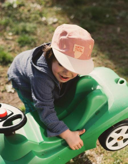 Sonnenhut Kids Calvin Confetti Sienna von New Kids In the Hood