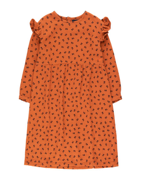 Kleid Kids Tiny Flowers Sienna von Tinycottons