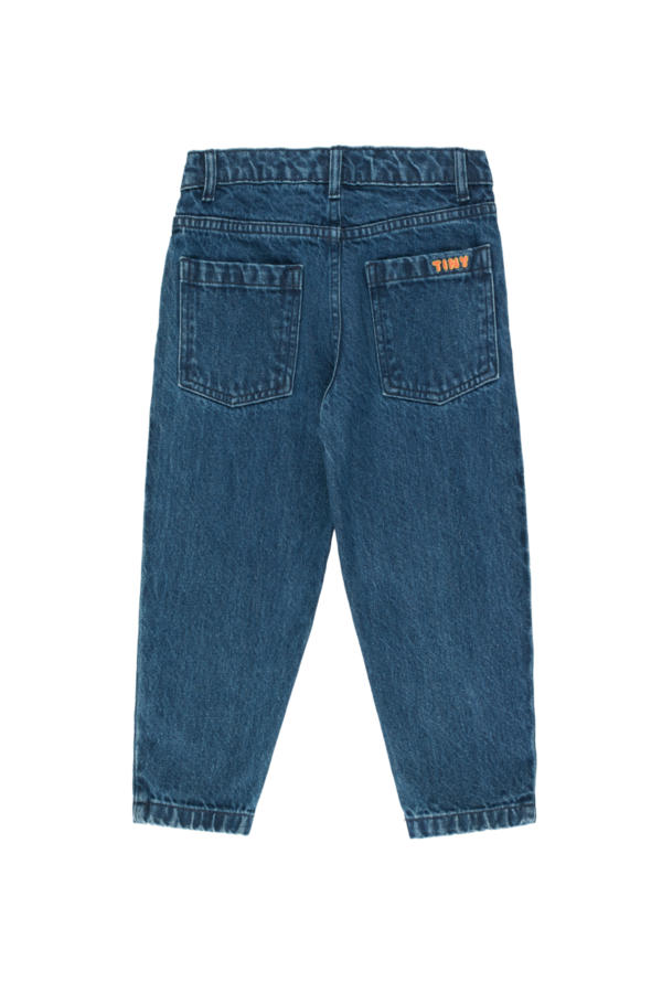 Hose Kids Baggy Denim von Tinycottons