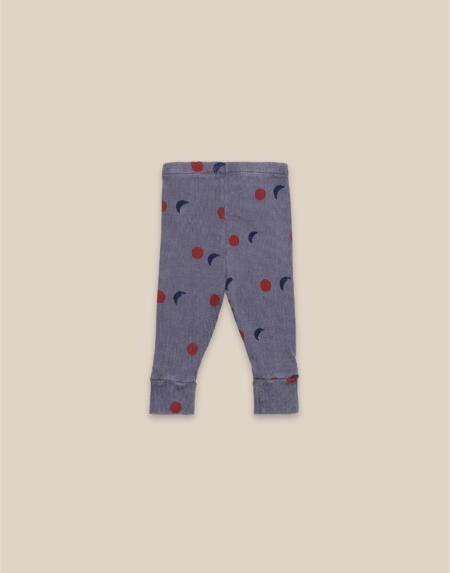 Leggings Baby Night All Over von Bobo Choses