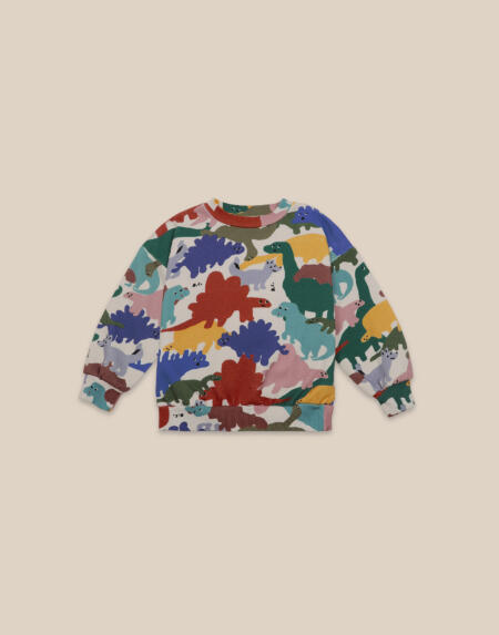 Pullover Kids Dinos All Over von Bobo Choses
