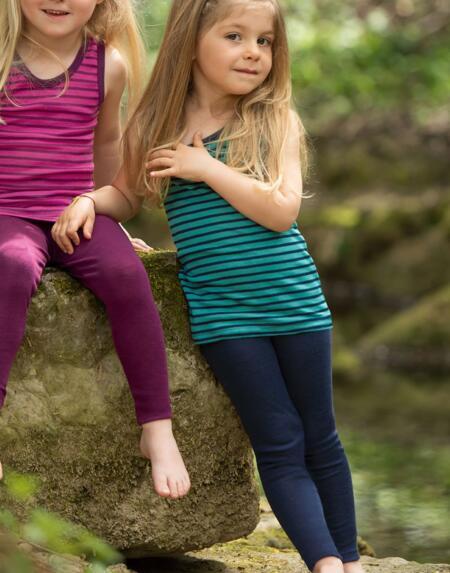 Leggings Kids Marine von Engel Natur