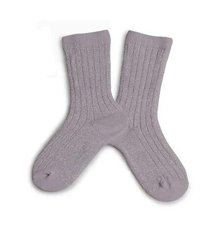 Glitzer Socken Gylcine de Japon von Collégien