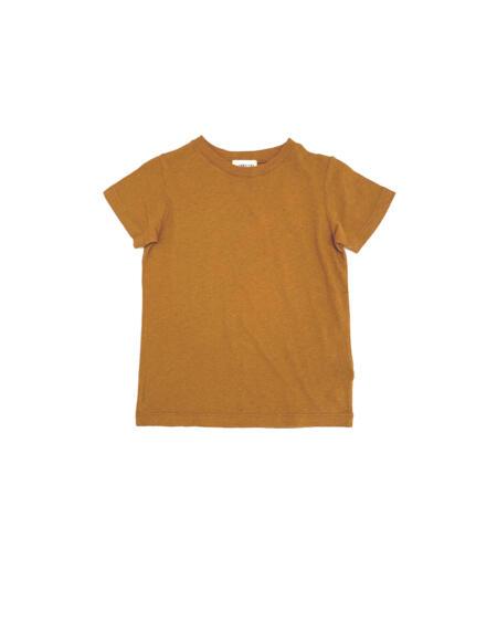 T-Shirt Kids Golden Brown von Longlivethequeen
