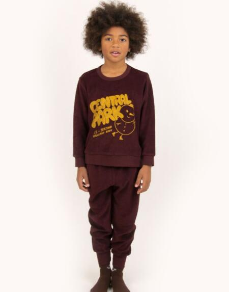 Hosen Kids Tiny Ultra Brown von Tinycottons