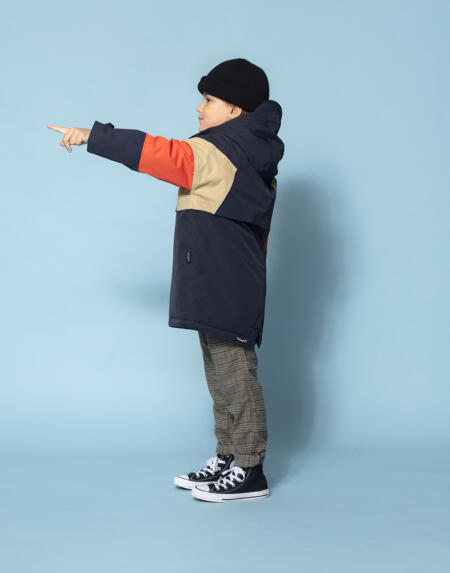 Winterjacke Kids Desert Fox Multi von Go Soaky